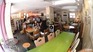 H갤러리 서울여대 남문 후문 카페