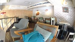 서울여대 카페 하품