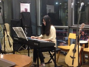 김가현 - 시월의 어느 멋진 날에, summer 피아노 연주