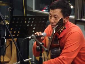 황승영 클래식 기타 연주 - 작은 로망스(Kleine Romanze) 가을편지 / 김민기