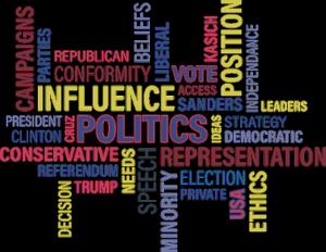 정치 어휘들